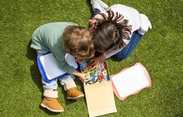 Aprendiendo a leer mediante juegos divertidos