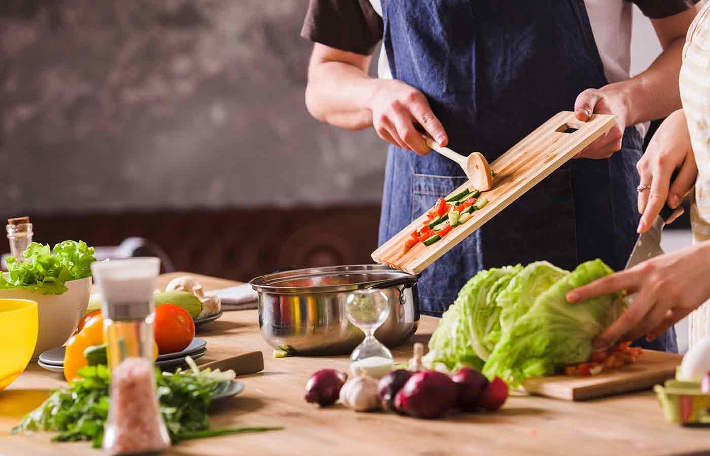 Ideas para cocinar veg