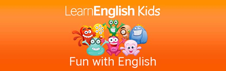 Aprender Inglés con LearnEnglish-Kids