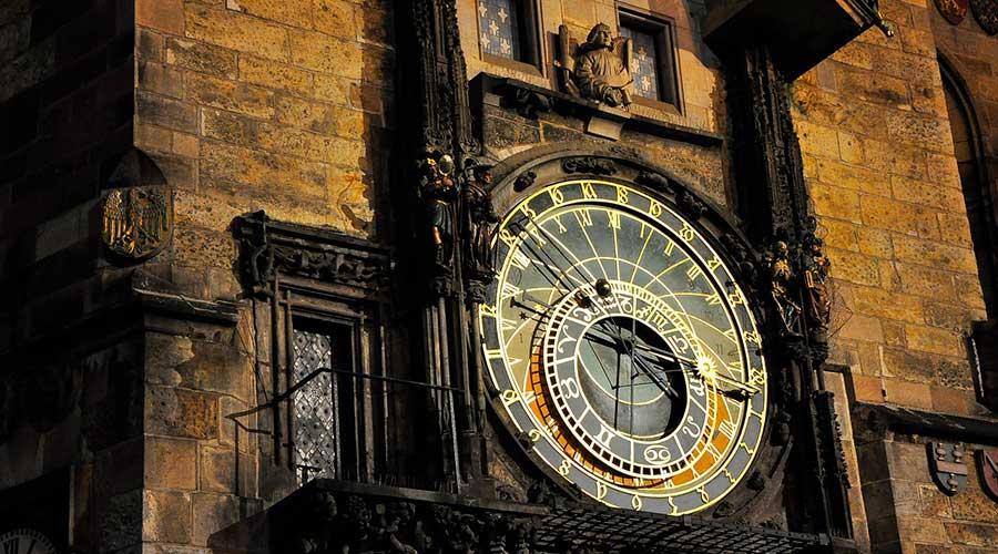 Reloj Astronómico Praga