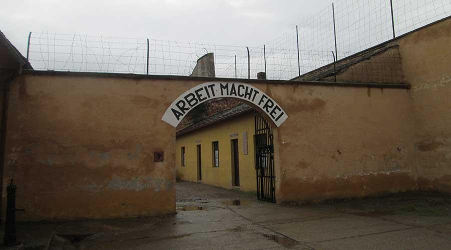 Campo de Concentración Terezin