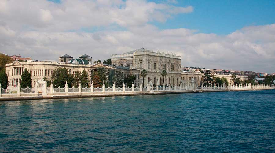 Visete el Palacio Dolmabahçe