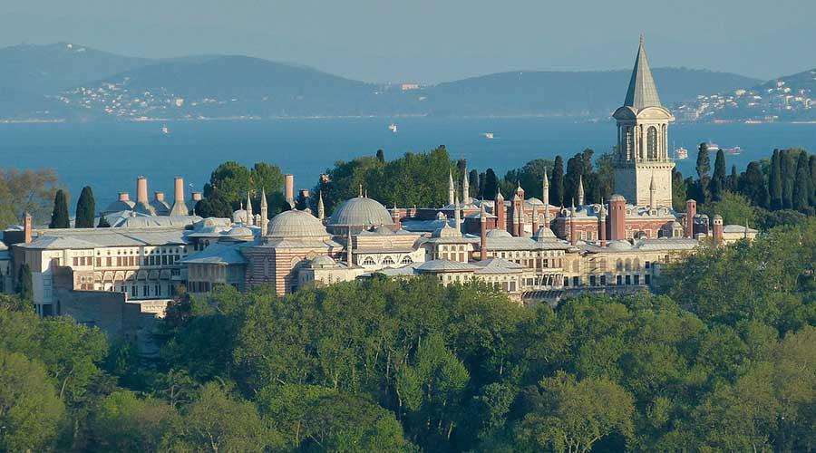 Ver el Palacio Topkapi