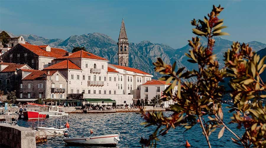 Visitar Montenegro Perast