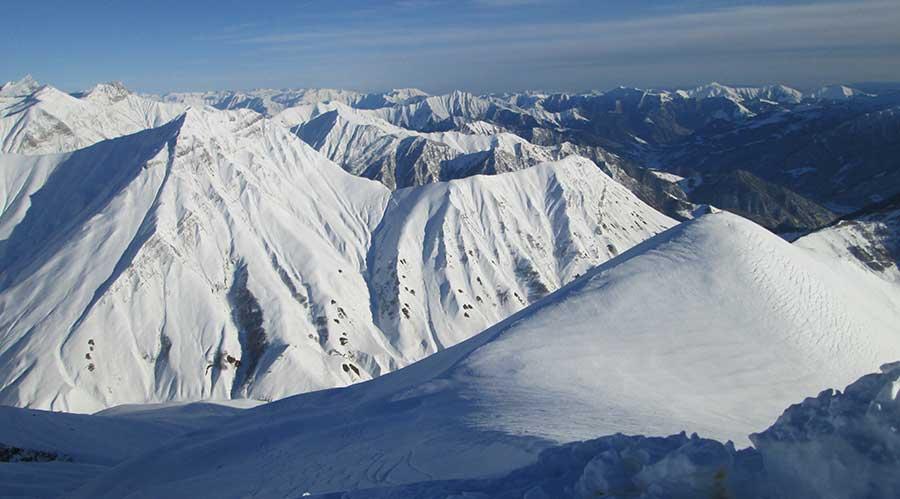 El Pico Más Alto de Europa