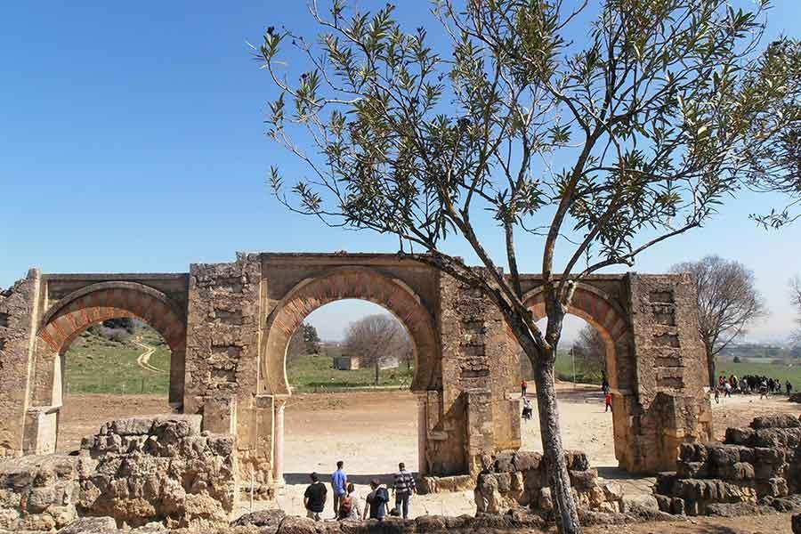 Restos de Medina Azahara