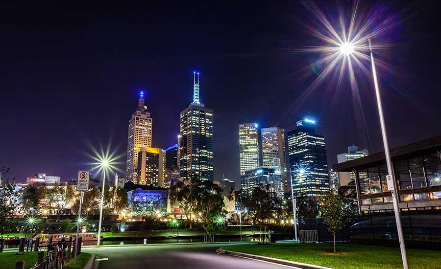Melbourne seguridad