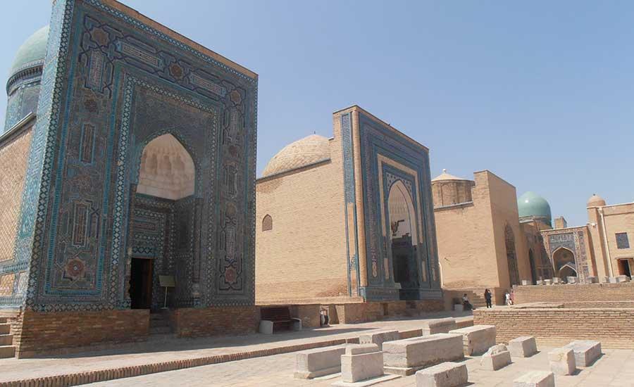Mezquita de Bibi-Janym