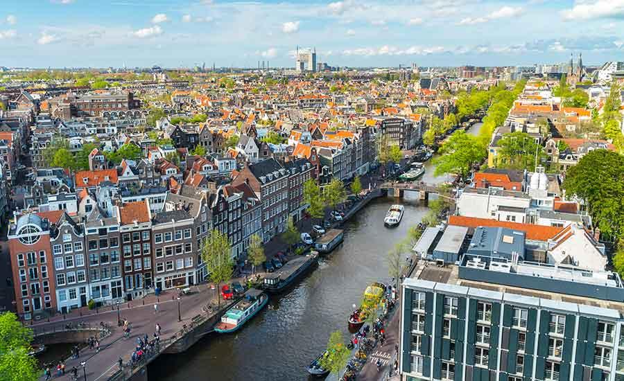 Amsterdan, ciudad segura en Europa