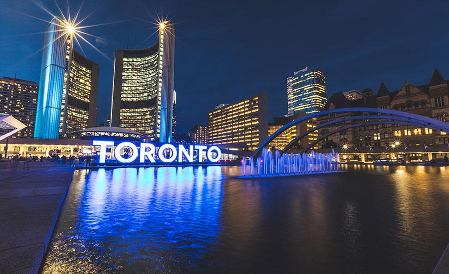 Ciudad Toronto