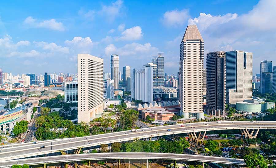 Singapur ciudad segura