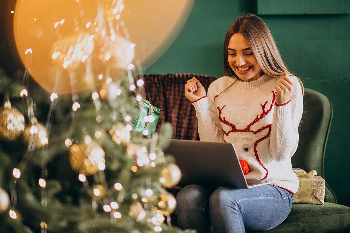 Usar Cupon Descuento en Navidad