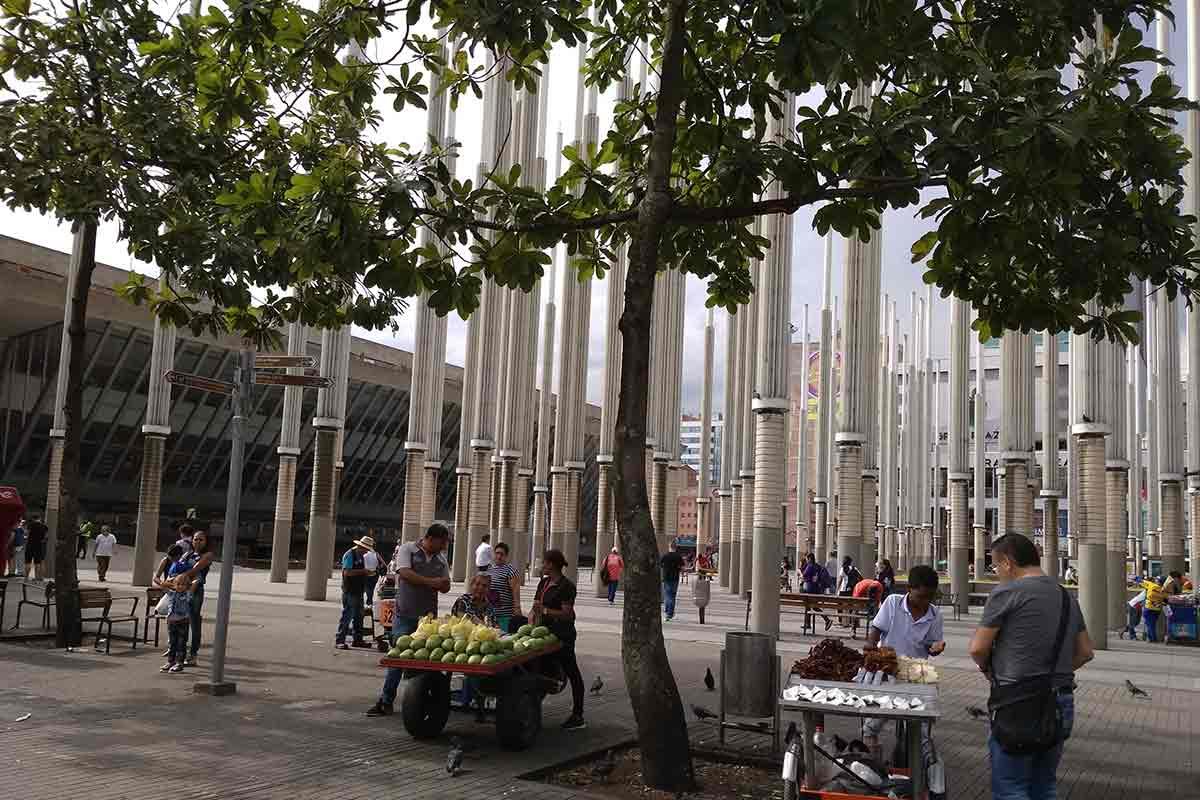 La Candelaria en Medellín