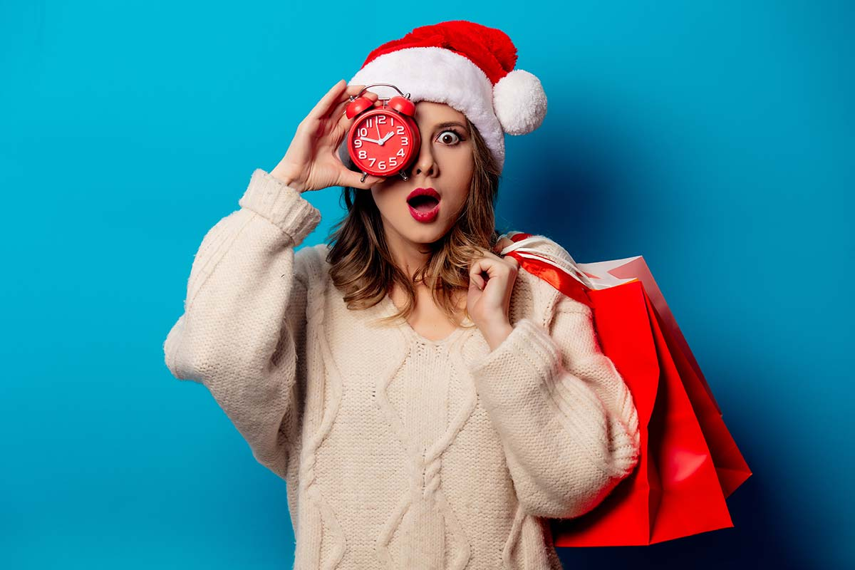 Adelanto de las Rebajas de Navidad