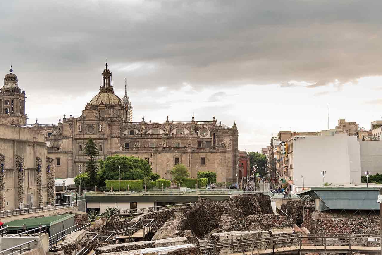 Catedral Metropolitana Ciudad de Mexico