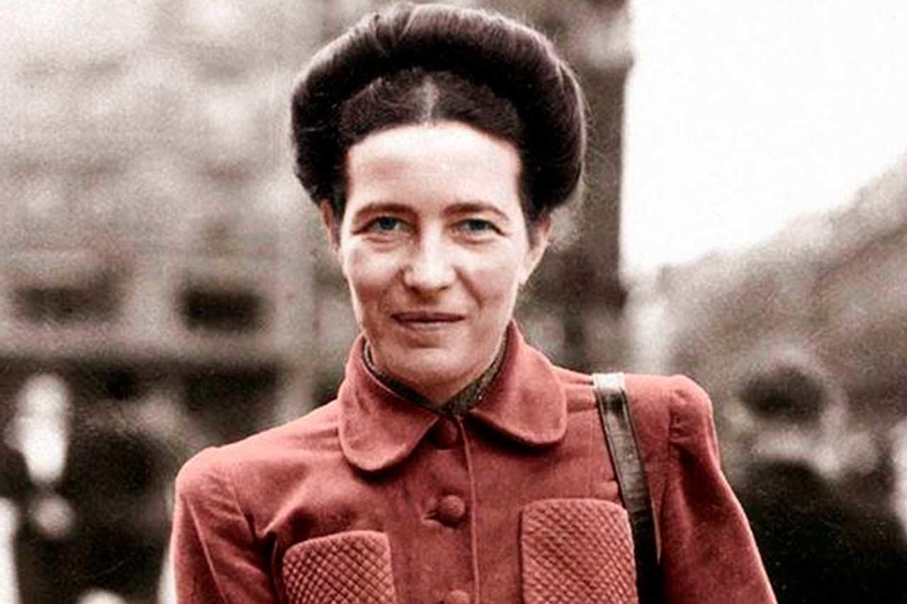 Feminidad por Simone de Beauvoir