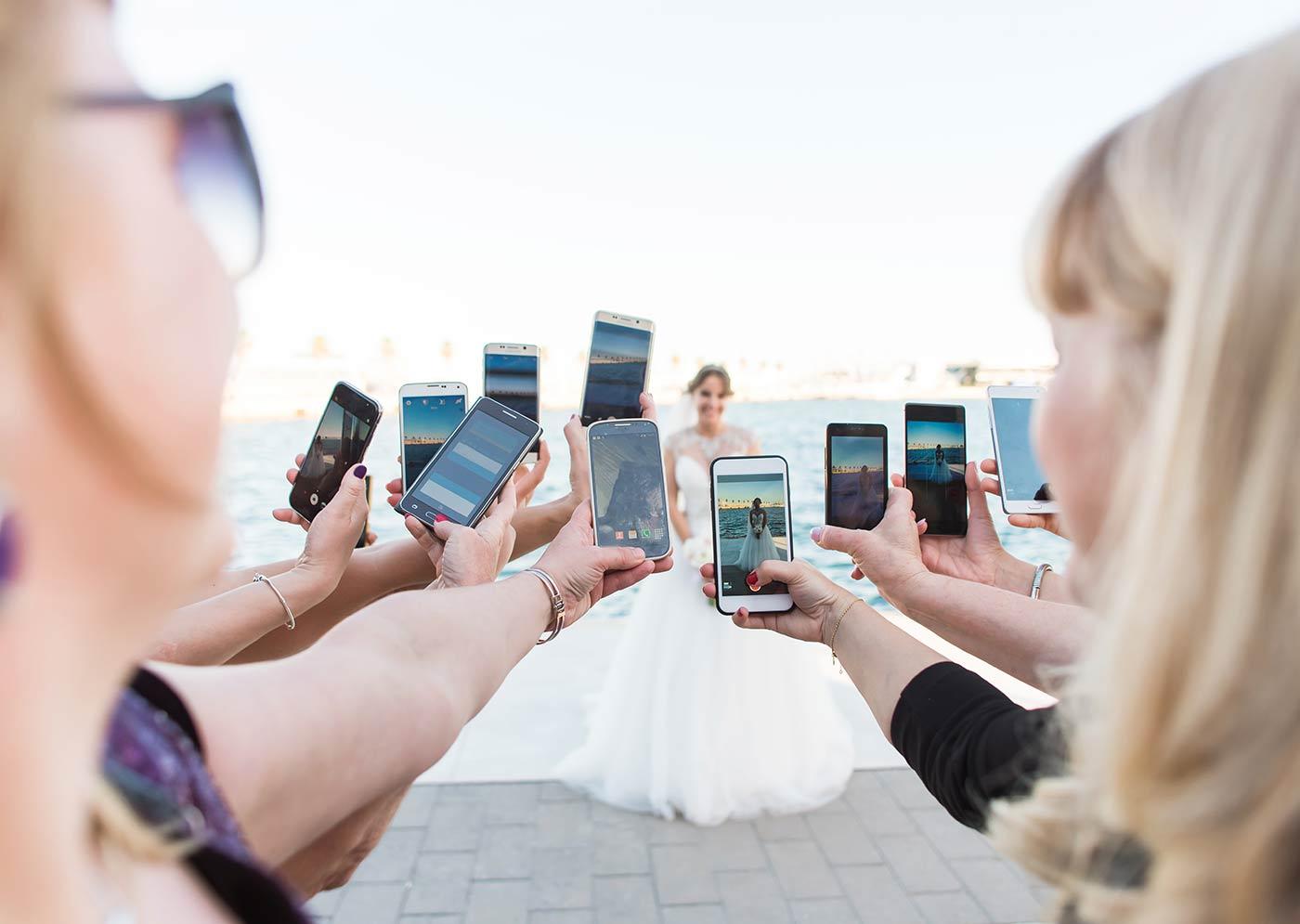 Ahorrar en el fotógrafo de la boda