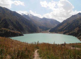 Visitar Kazajistan