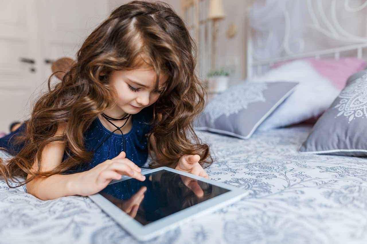La tablet genera problemas en niños