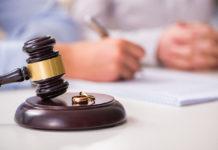 Abogado intermedia en el divorcio