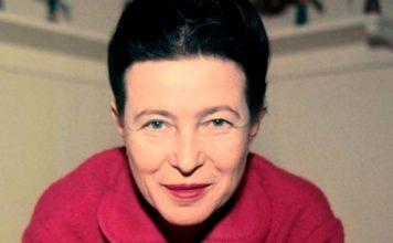 Filosofa Feminista Simone de Beauvoir