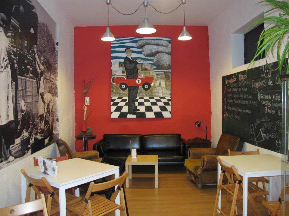 Cafetería El Internacional