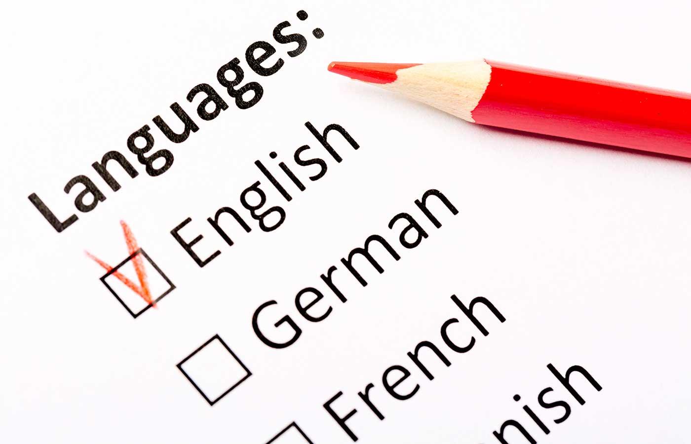 Europa donde mejor inglés se habla