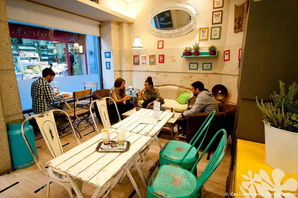 Cafetería La Pepa en Toledo