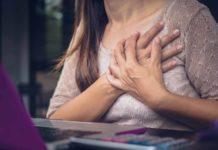 Síntomas en Infarto de Mujer