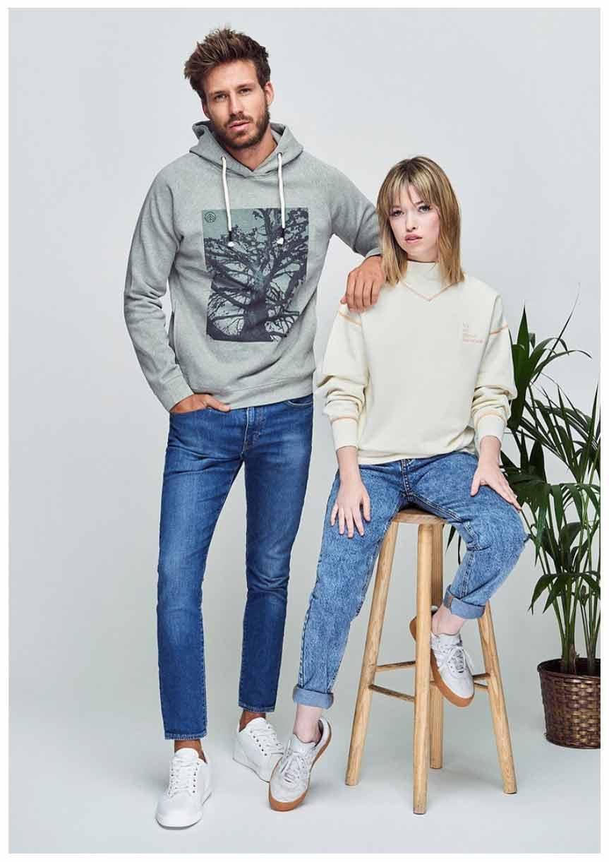 Marca moda sostenible Green Forest Wear