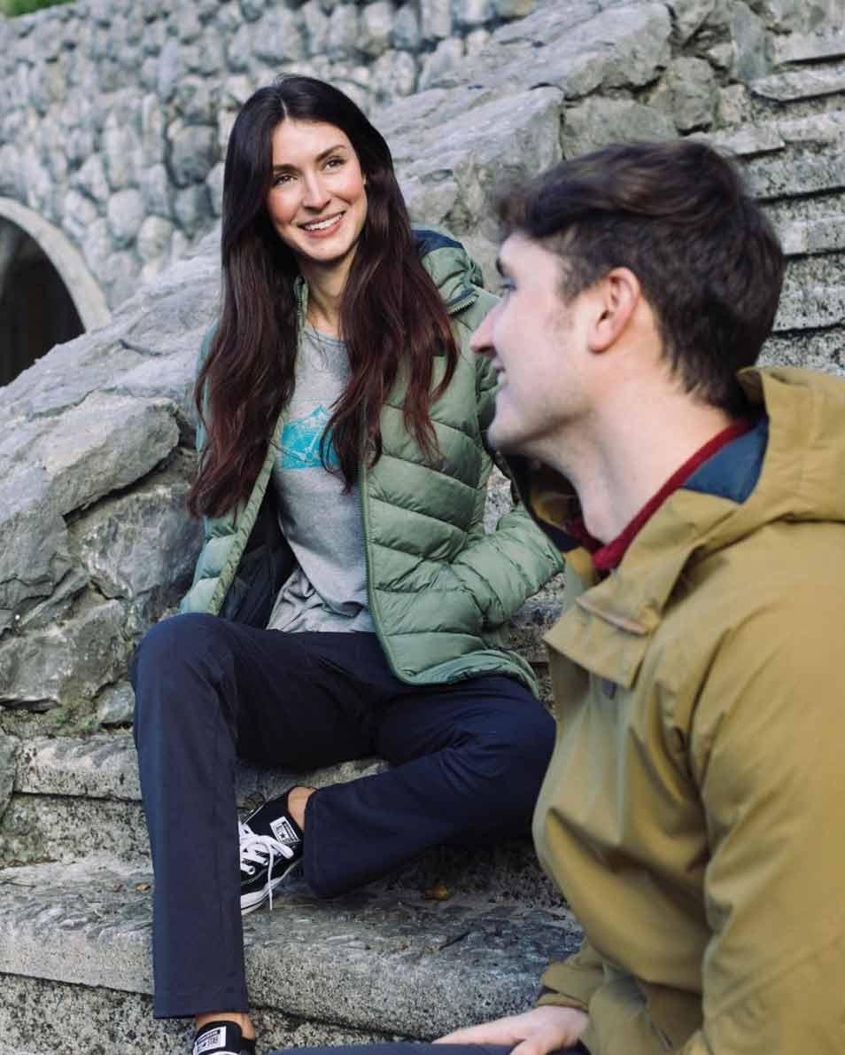Ternua, marca española sostenible