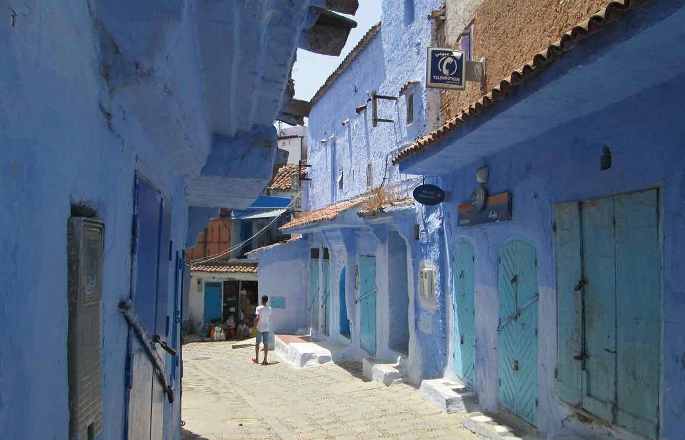 Chaouen destino turístico para visitar