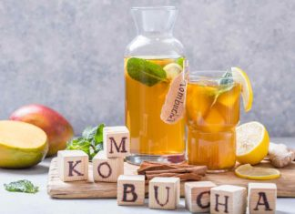 Qué es y cómo hacer Kombucha