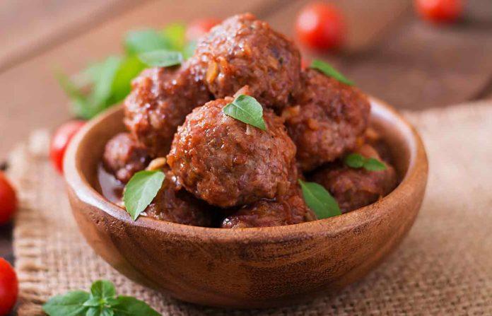 Receta de Albóndigas vegetarianas fácil para cuatro personas