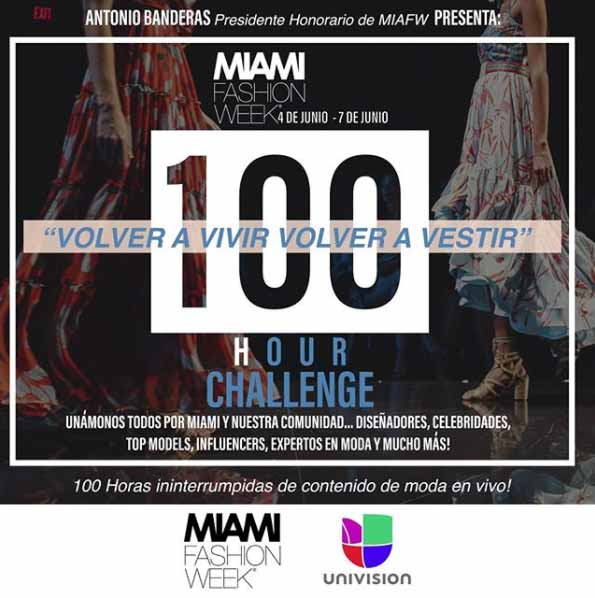 Miami Fashion Week 2020 en formato digital