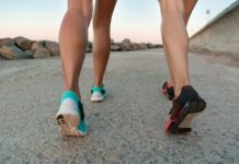Beneficios de salir a caminar a diario