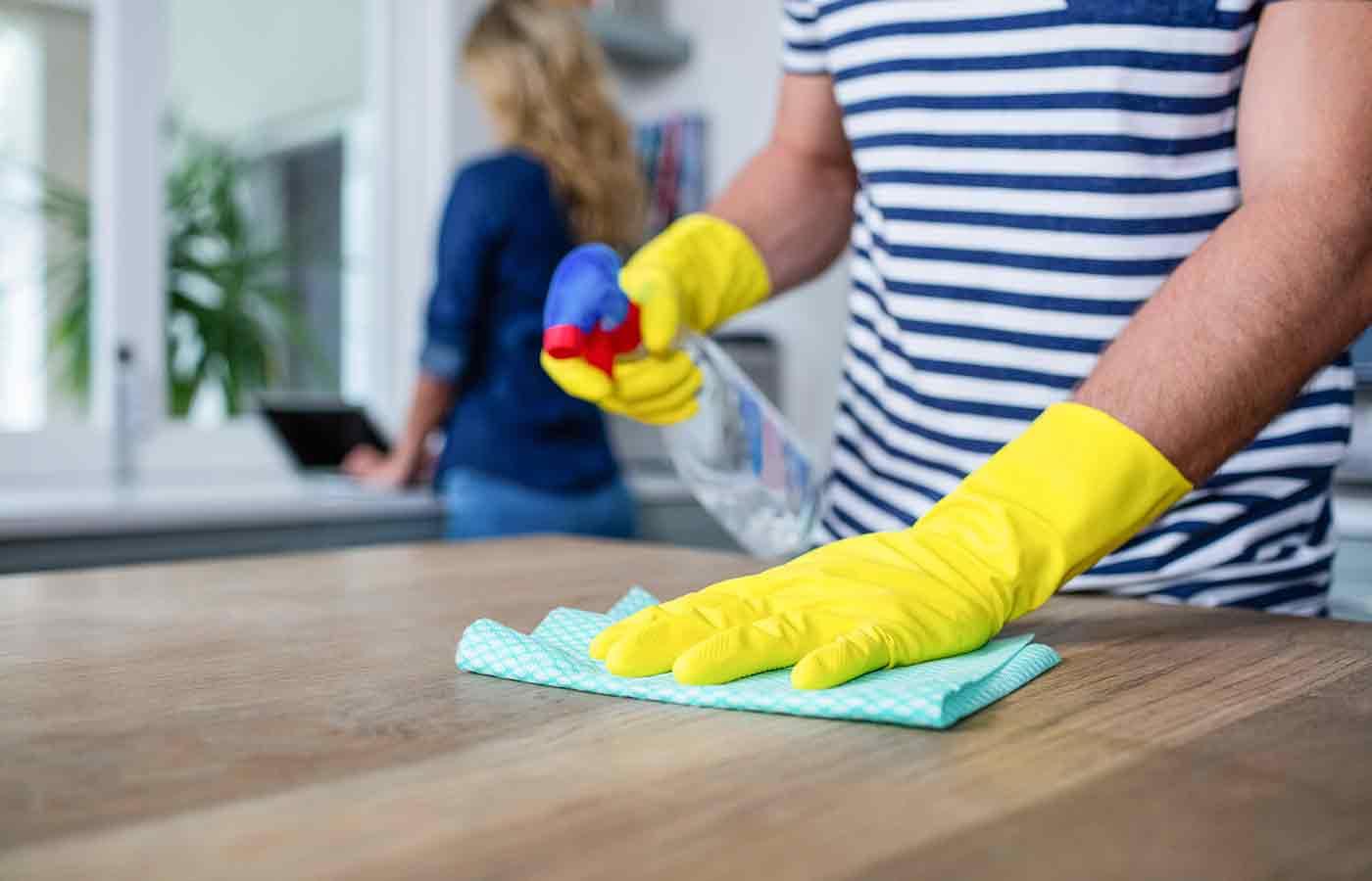 Trucos sencillos de limpieza con loq ue ahorraras tiempo y dinero