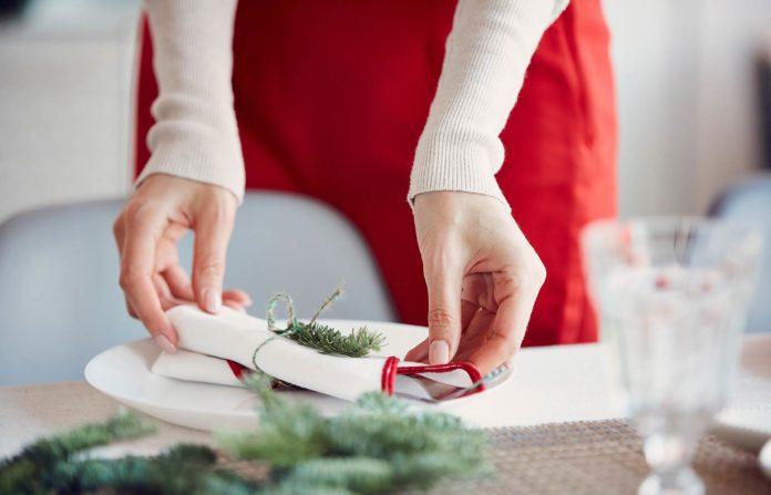 Cena de Nochebuena, consejos para preparar la mesa sin estrés
