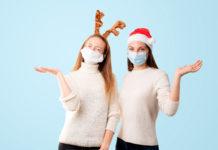 Celebrando la nochebuena y la navidad en pandemia
