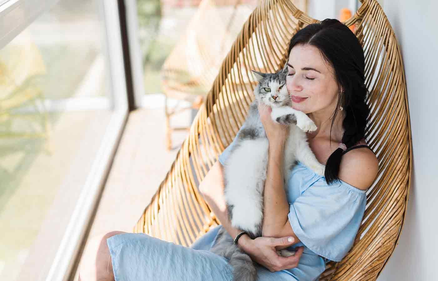 Motivos para elegir un gato para toda la vida